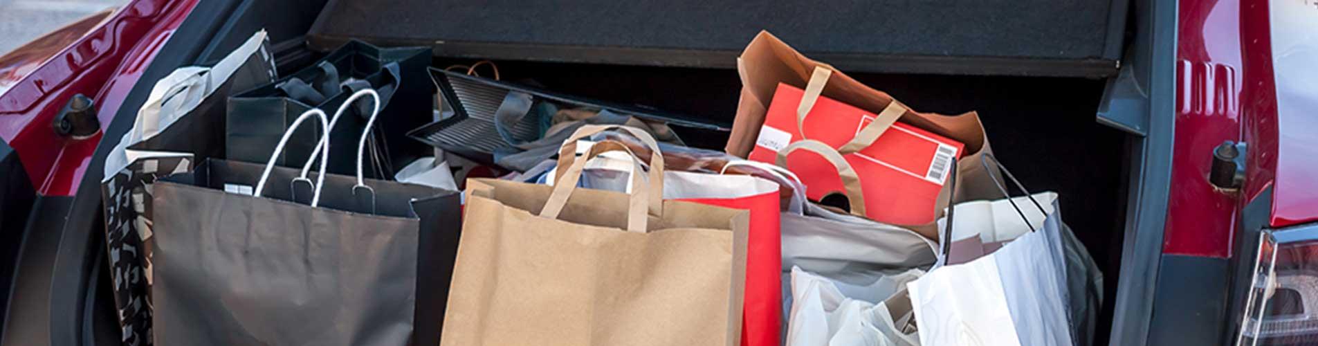 Kurierfahrten und Einkaufsfahrten